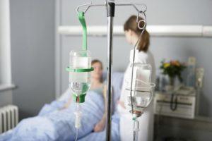 Лечение пациента от патологии
