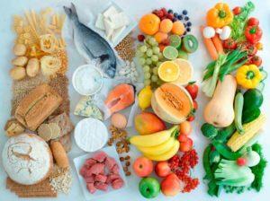 Необходимые продукты при заболевании