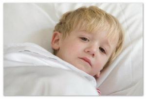 Инфекции у ребенка