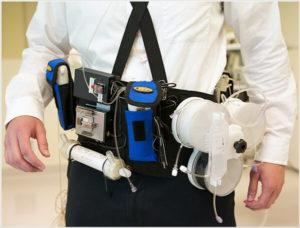 Аппарат гемодиализа для ношения дома