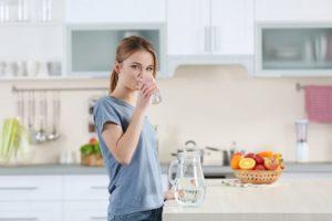Питьевой режим и питание