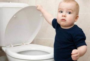 Ребенок редко ходит в туалет