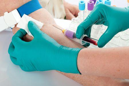 Исследование крови на наличие калия