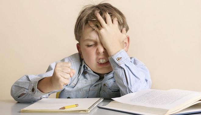 Нарушение психики у детей