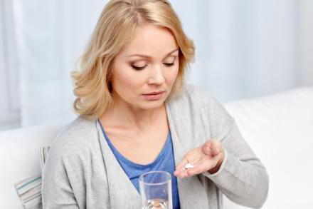 Чтобы повысить показатели вещества, необходим приём лекарств