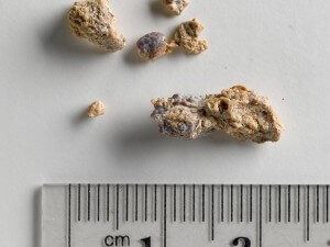 Большие и маленькие камни