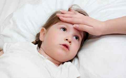 Нарушение сна и повышение температуры тела