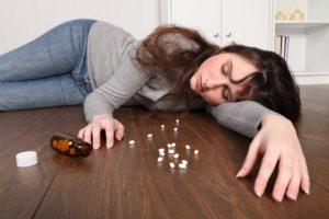 Передозировка или неправильное употребление лекарств