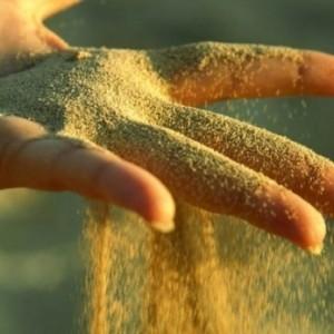 Отложение песка
