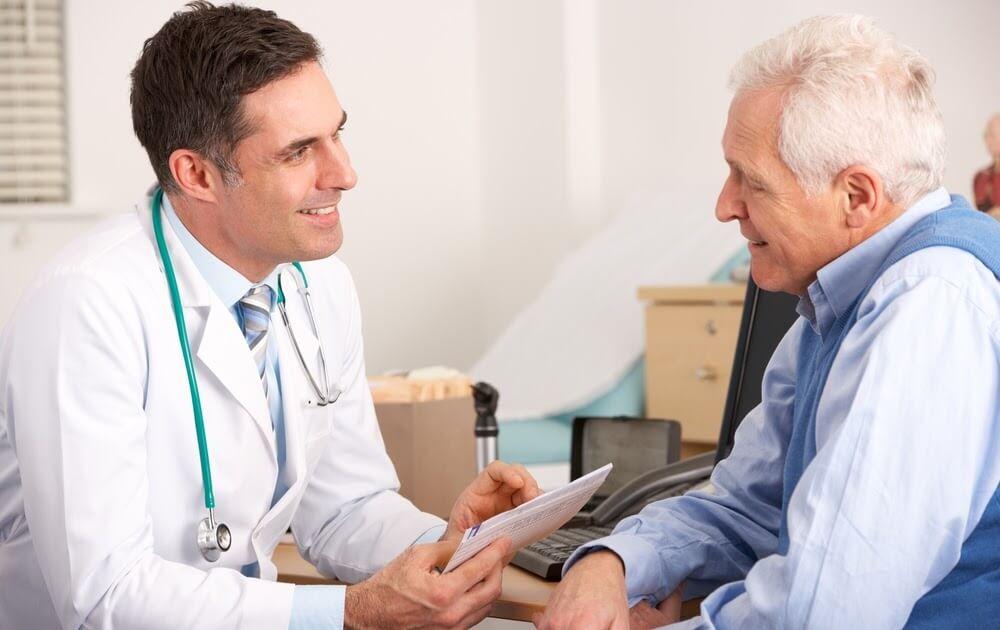 Врач назначит необходимые процедуры и лечение
