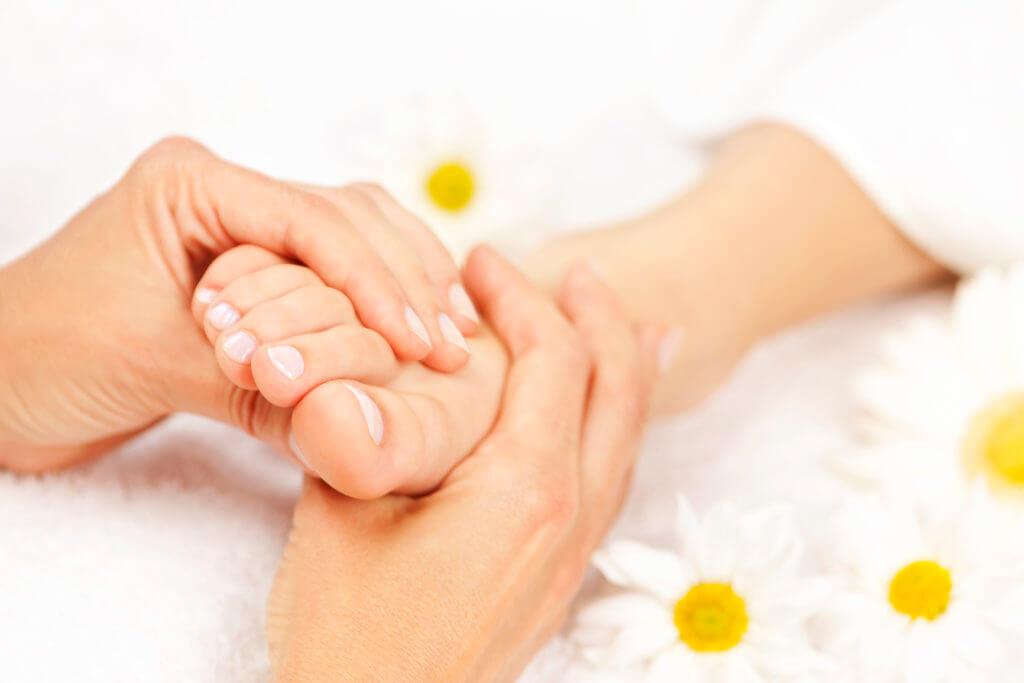 Ноги затекают уже на серьёзной стадии болезни