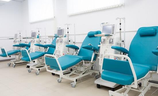 Современные аппараты для очистки крови