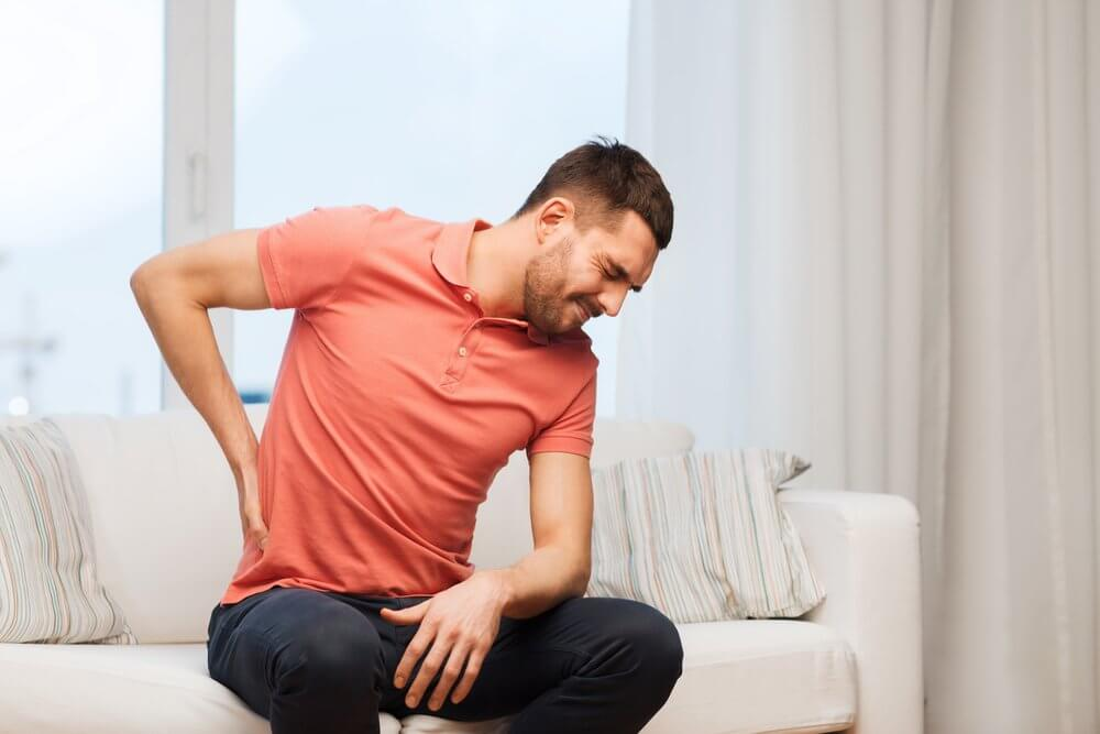 Приступы боли в спине
