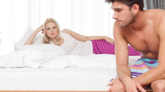 Сбой гормонального цикла влечет нарушение эрекции у мужчин