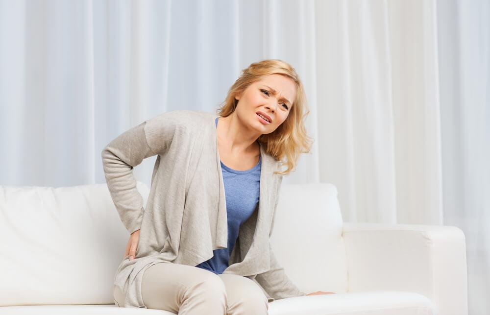 Сочетание боли в спине с температурой