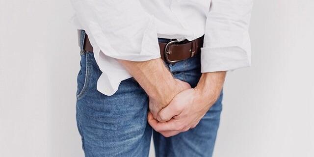 Сильные боли и резь при мочеиспускании