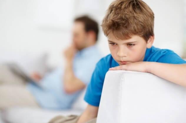 Наблюдается быстрая утомляемость у ребенка