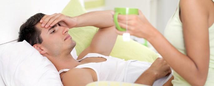 Попадание инфекции в организм ослабляет иммунитет и влияет на почки