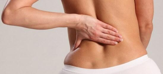 Процедура выполняется если у больного появились боли в паху и пояснице
