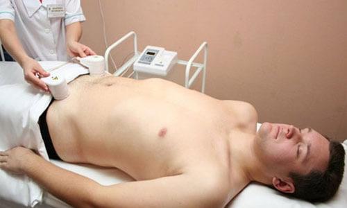 Диагностика внутреннего органа на предмет появления инфекции