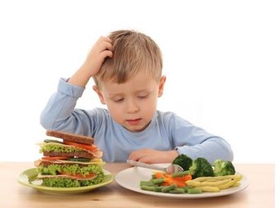 Дети должны питаться правильно