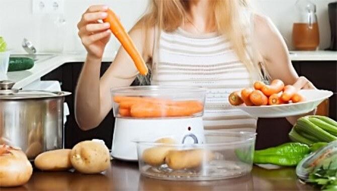 Пищу лучше готовить на пару